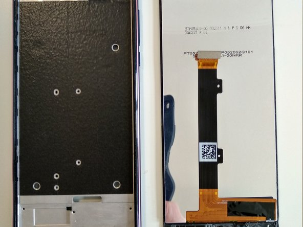 Nokia 3.1 Display Assembly Replacement
