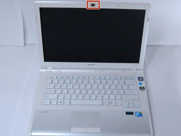 Sony Vaio PCG-61112L Webcam Replacement