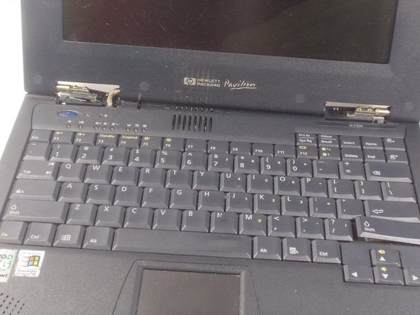 HP Pavilion N3350 Keyboard Replacement