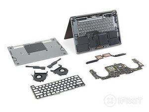 Teardown des MacBook Pro (16 Zoll, 2019)