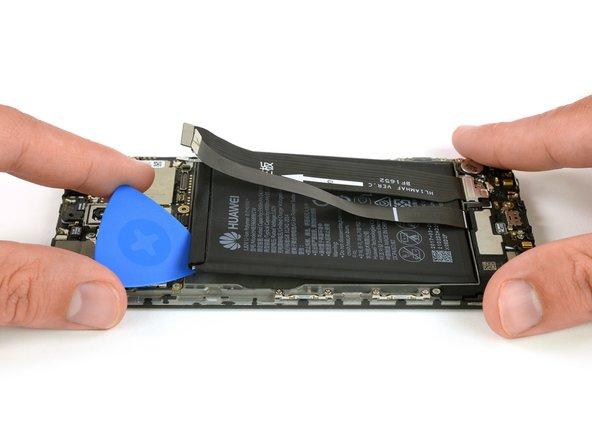 Reemplazo de batería del Huawei Mate 9