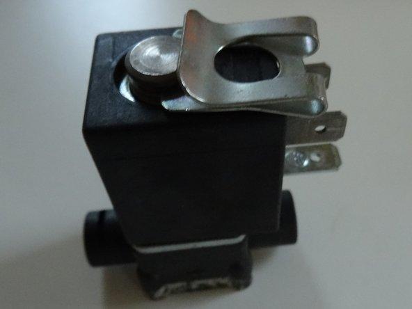 Jura Impressa S95 Magnetventil tauschen