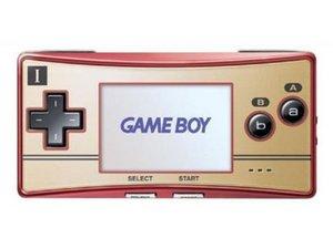 Game Boy Micro Repair