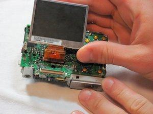 Remplacement du LCD du Kodak EasyShare C713