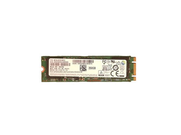 why! N240BU Remplacement du disque SSD M.2