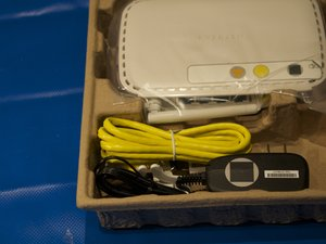 Netgear G54 Wireless Router Teardown