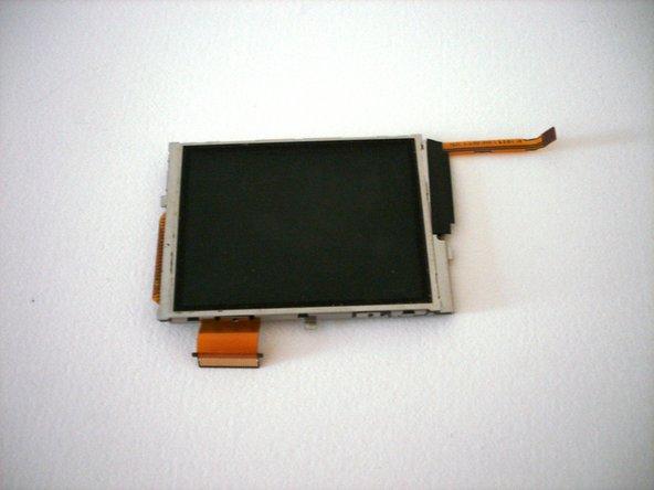 Sony Cyber-shot DSC-W5 LCD Screen Replacement
