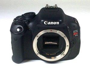 Canon EOS Rebel T3i / 600D Repair