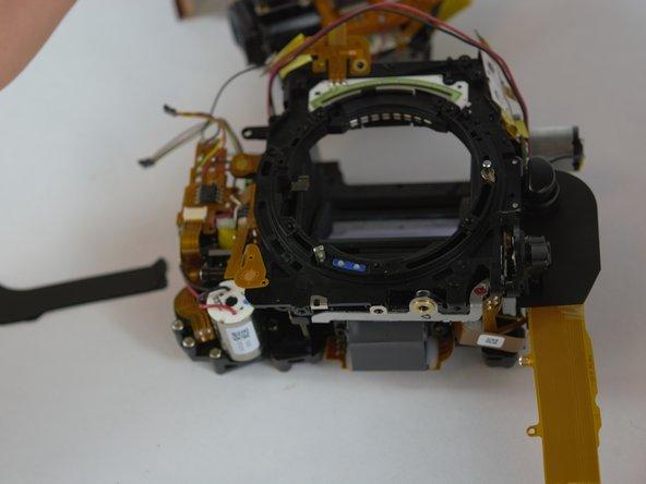 Nikon D610 Autofocus Drive Motor Replacement