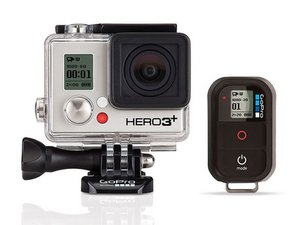 GoPro Hero3+ Repair