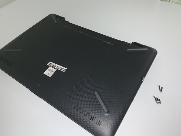 HP 17-bs049dx Back Panel Replacement