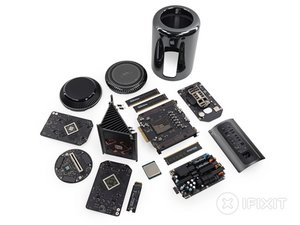 Mac Pro Late 2013 Teardown
