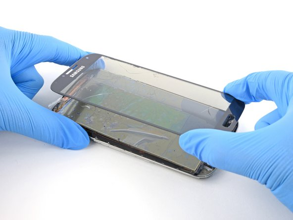Samsung Galaxy S4 Bare Screen Replacement