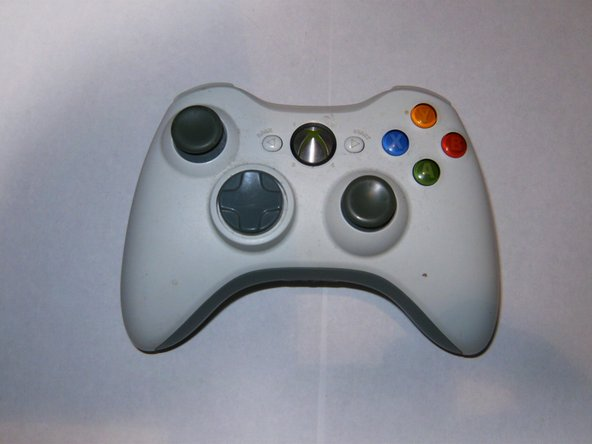 Xbox 360 Wireless Controller Left Analog Stick Replacement