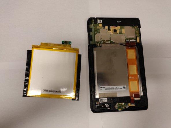 Verizon Ellipsis 8 Battery Replacement