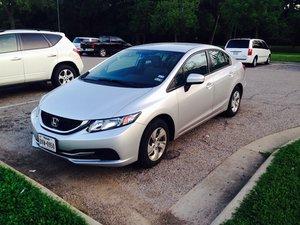 2012-2015 Honda Civic Repair