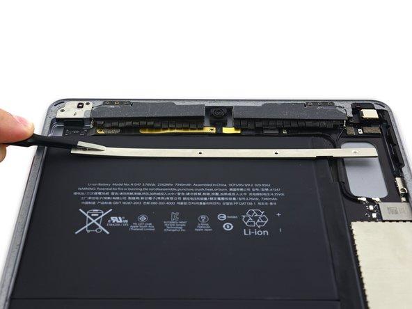 iPad Air 2 Wi-Fi 上部コンポーネントケーブルブラケット
