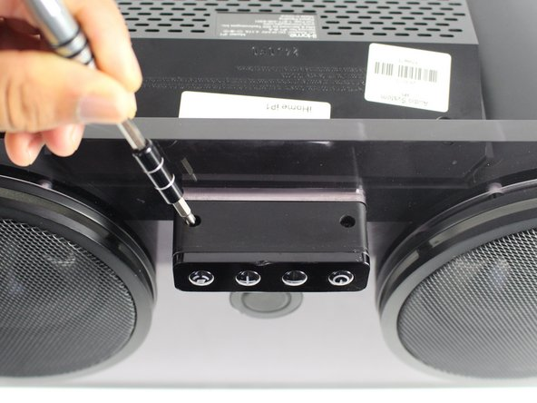 iHome iP1 Dock Cover Replacement