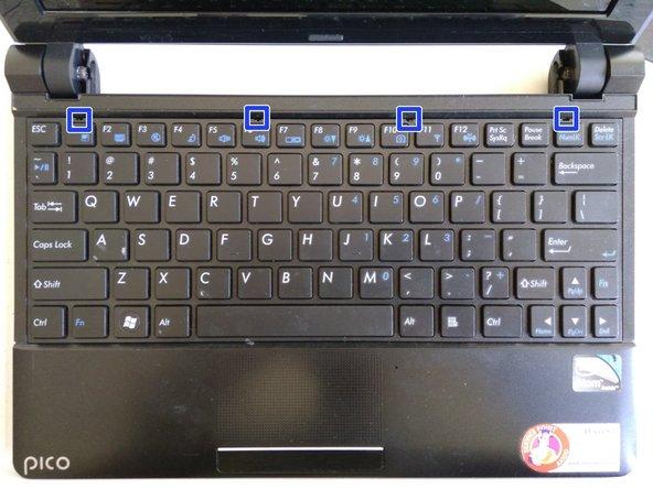 Reemplazo del teclado de AXIOO Pico M1110 PJM