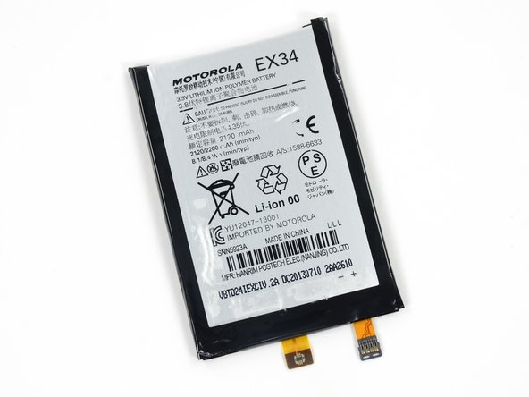 """Motorola claims the Moto X battery can power through an amazing 24 hours of """"mixed usage."""""""
