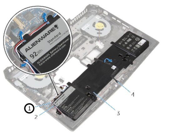 Dell Alienware 15 Battery Replacement