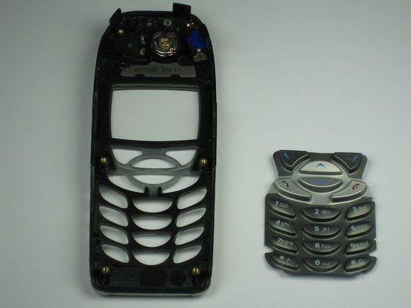 Nokia 6310i Keypad Replacement
