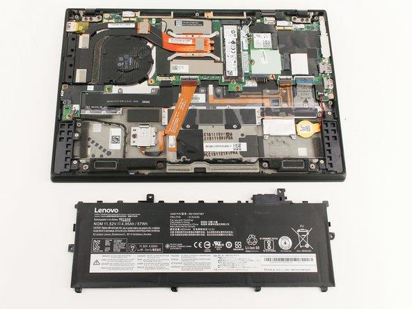 Reemplazo de la batería Lenovo ThinkPad X1 Carbon 6ta Generación