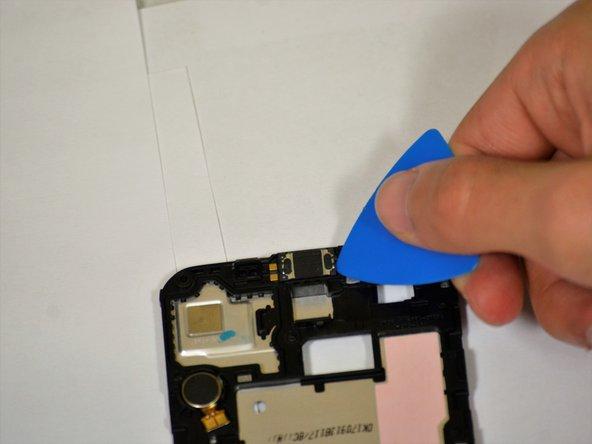 Samsung Galaxy J3 Emerge Speaker Replacement