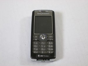 Sony Ericsson QuickShare T630 Repair