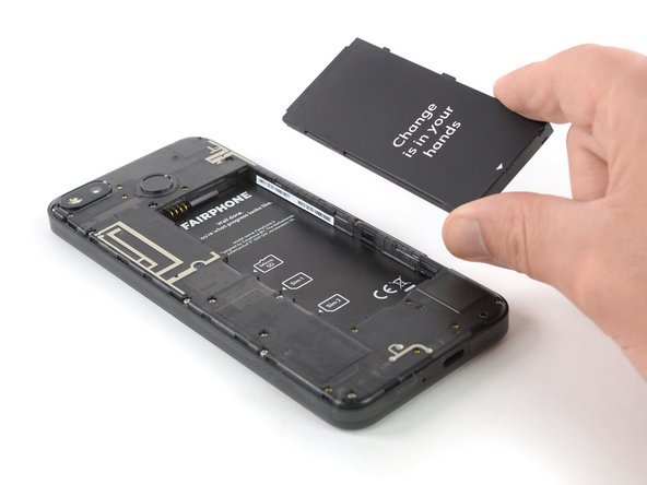 Fairphone 3 Battery Replacement