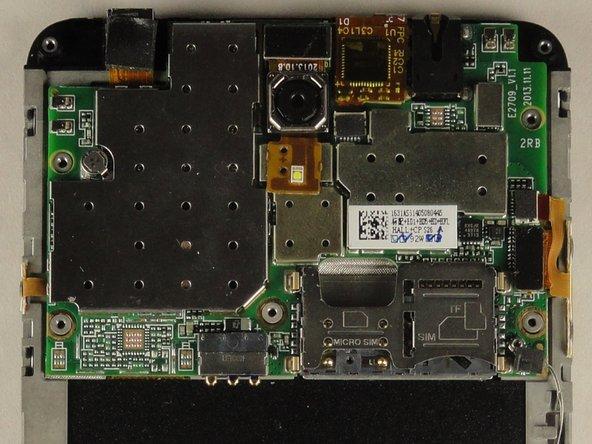 Tengda S5 Plus Rear Camera Replacement