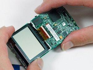 iPod Mini Display Replacement