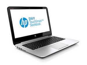 HP Envy 14 Sleekbook