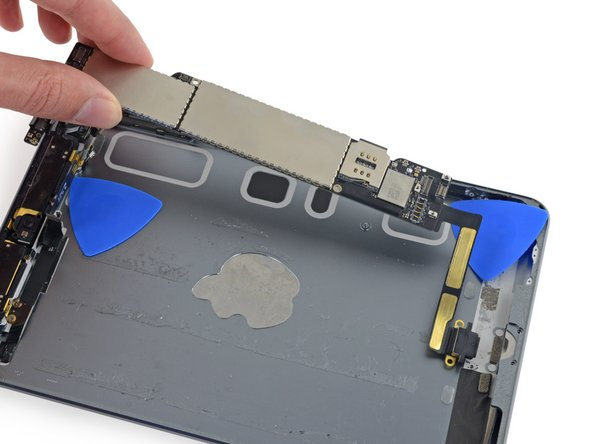 iPad Mini 2 LTE Logic Board Replacement