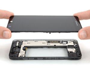 Sostituzione modulo schermo Fairphone 3