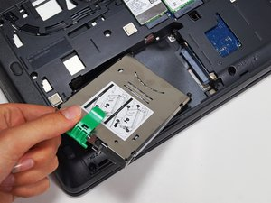 HP ZBook 15 Hard Drive Replacement