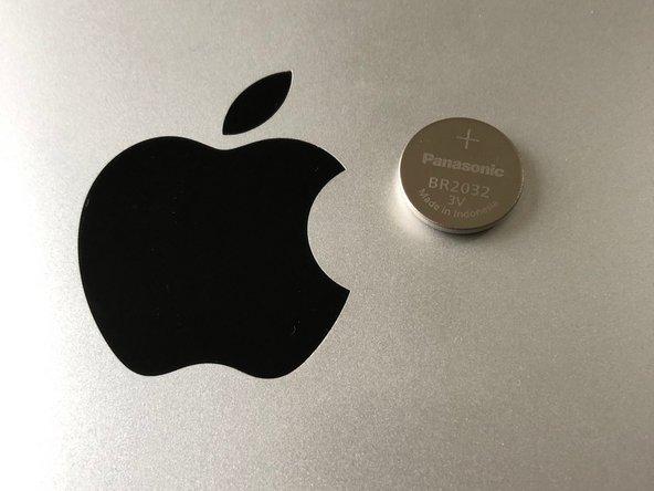 Mac Mini Late 2014 PRAM Battery Replacement