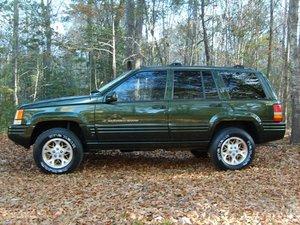 1993-1998 Jeep Grand Cherokee ZJ Repair