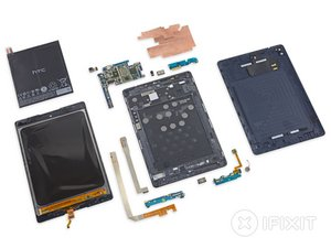Nexus 9 Teardown
