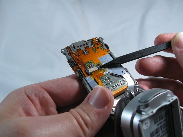 Sony Ericsson w600i LCD Replacement