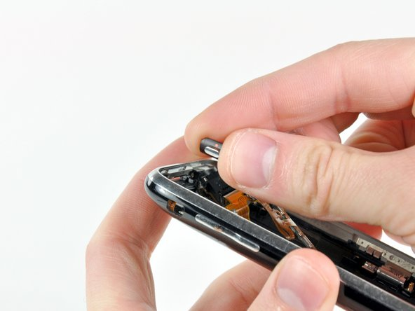 iPhone 3GS Mute Button Replacement