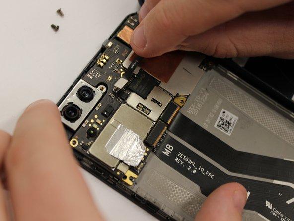 ASUS ZENFONE 3 Zoom Fingerprint Scanner Replacement