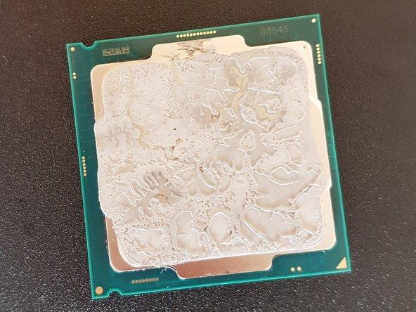 P775DM3 Replacement processeur