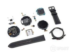 Desmontaje del Samsung Galaxy Watch3