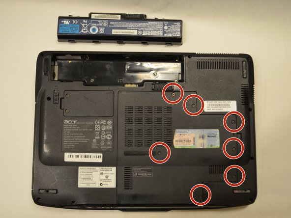 Acer Aspire 4520-5464 Graphics Card Replacement