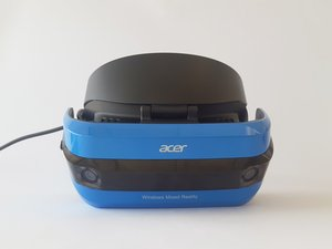 Acer Windows Mixed Reality Headset Developer Edition Teardown