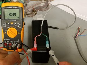 Autosampler Battery Replacement & Voltage Check  (For Old & New Versions)