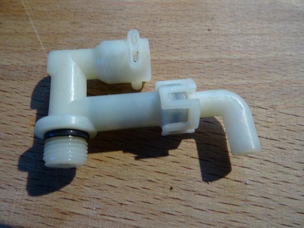 DeLonghi ESAM  xxxx - (Different Types) Druckregulierer Einbau