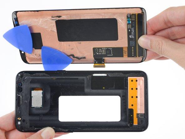 Samsung Galaxy S8 Display austauschen