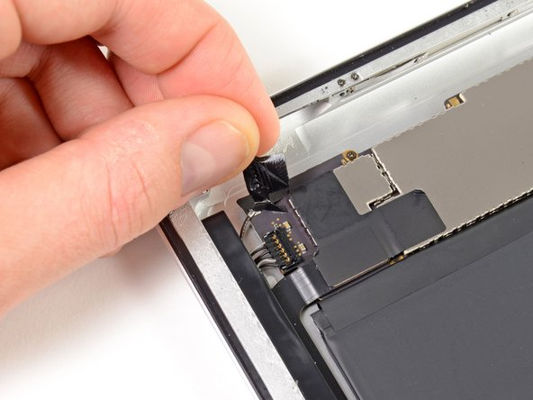 iPad 3 4G Electrical Tape Replacement